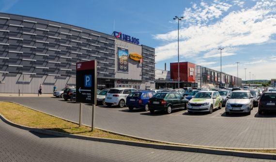 Outlet Park Szczecin bije rekordy odwiedzalności