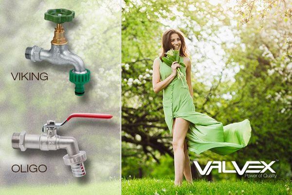 VALVEX - źródło wody w Twoim ogrodzie