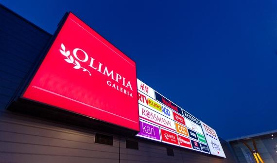 Galeria Olimpia w Bełchatowie z planami rozbudowy