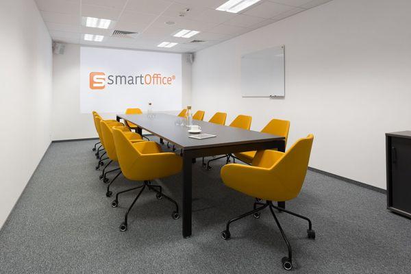 SmartOffice wkracza na katowicki rynek powierzchni biurowych z usługą biur serwisowanych