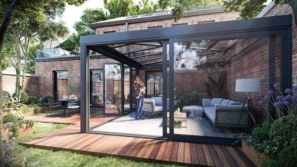 Ogród zimowy z aluminium - czy warto wybrać konstrukcję właśnie z tego materiału?