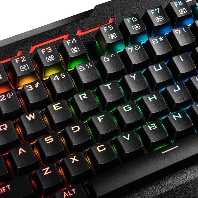 181127mode4 - MODECOM wprowadza do sprzedaży następcę popularnej klawiatury mechanicznej z podświetleniem RGB