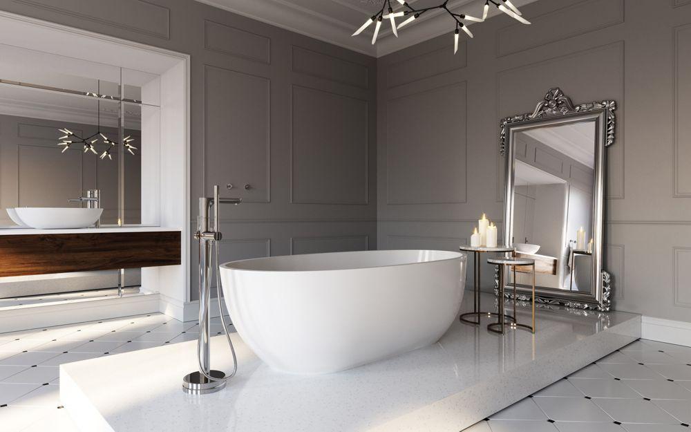190107ferro2 - Francuski eklektyzm w salonie kąpielowym
