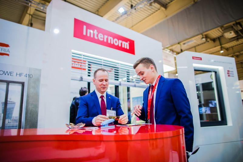 190117internorm1 - Marka Internorm na 4 Design Days w Katowicach
