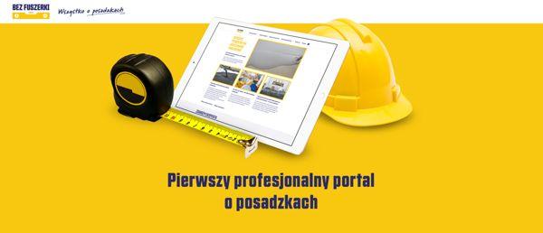Startuje Bezfuszerki.pl - pierwszy ogólnopolski, profesjonalny portal o posadzkach