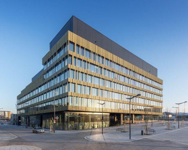 Green Building po polsku - biurowiec Nowa Fabryczna w Łodzi