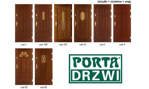 Porta drzwi gdynia
