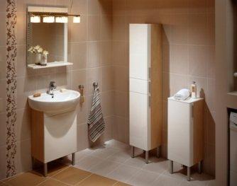 Meble Do Małej łazienki Liczy Się Funkcjonalność Newsspl
