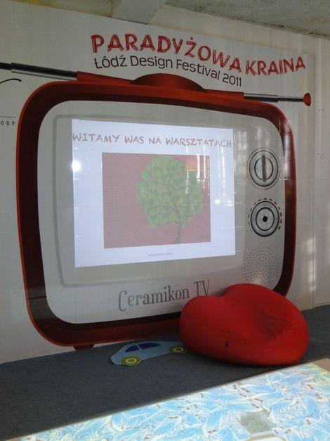 111115CP1 - Czas na podsumowanie! Ceramika Paradyż na Łódź Design Festival 2011