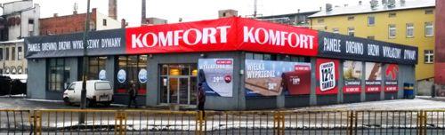 Nowy Sklep Komfort W Kaliszu Newsspl