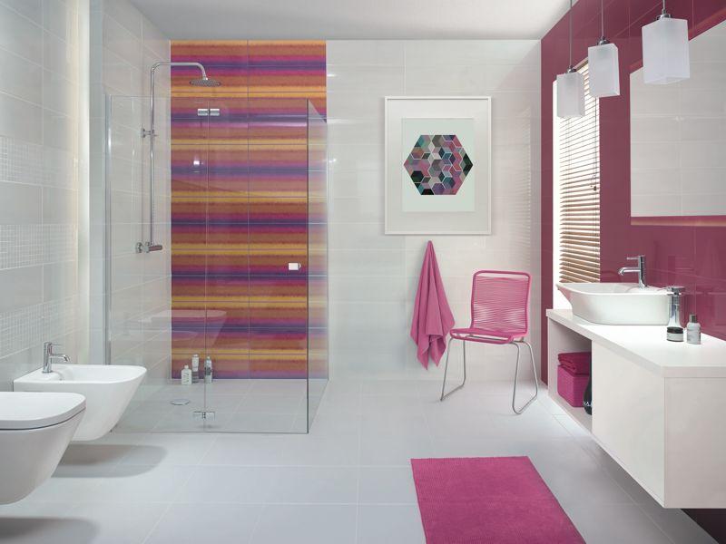Nowa kolekcja grupy parady inspiruj nas twoje marzenia for Carrelage salle de bain couleur mauve