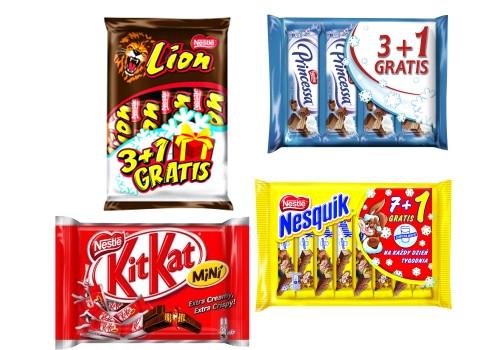 96c608bb8c9eb Całość oferty świątecznej Nestlé Polska pojawi się w sklepach na początku  listopada, będzie wspierana materiałami promocyjnymi POS w sklepach.